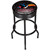 Guinness Black Ribbed Bar Stool - Toucan