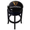 Guinness Wood Swivel Bar Stool