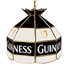 Guinness 16 Inch Handmade Stained Glass Lamp