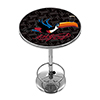 Guinness Chrome Pub Table - Toucan