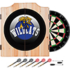 University of Kentucky Wildcats Wood Dart Cabinet Set - Honeycomb