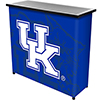 University of Kentucky Portable Bar with Case - Fade