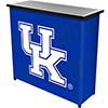 University of Kentucky Portable Bar with Case - Wordmark