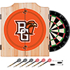 Bowling Green State University Wood Dart Cabinet