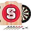 North Carolina State Dart Cabinet includes Darts and Board