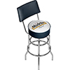 Modelo Swivel Bar Stool with Back