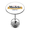 Modelo Chrome Pub Table