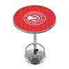 NBA Chrome Pub Table - City  - Atlanta Hawks
