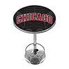 NBA Chrome Pub Table - Fade  - Chicago Bulls