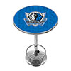 NBA Chrome Pub Table - City  - Dallas Mavericks