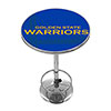 NBA Chrome Pub Table - Fade  - Golden State Warriors
