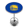 NBA Chrome Pub Table - City  - Golden State Warriors