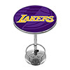 NBA Chrome Pub Table - Fade  - Los Angeles Lakers