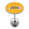 NBA Chrome Pub Table - City  - Los Angeles Lakers