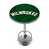 NBA Chrome Pub Table - Fade  - Milwaukee Bucks
