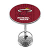 NBA Chrome Pub Table - City  - Miami Heat