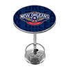 NBA Chrome Pub Table - City  - New Orleans Pelicans
