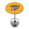 NBA Chrome Pub Table - City  - Oklahoma City Thunder