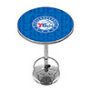 NBA Chrome Pub Table - City  - Philadelphia 76ers
