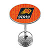 NBA Chrome Pub Table - City  - Phoenix Suns