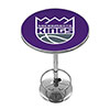 Sacramento Kings NBA Chrome Pub Table