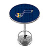 NBA Chrome Pub Table - City  - Utah Jazz
