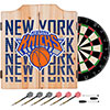 NBA Dart Cabinet Set with Darts and Board - City  - New York Knicks