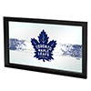 NHL Framed Logo Mirror - Toronto Maple Leafs�