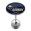 NHL Chrome Pub Table - Watermark - Buffalo Sabres�
