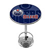 NHL Chrome Pub Table - Watermark - Edmonton Oilers�