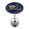 NHL Chrome Pub Table - Watermark - Nashville Predators�