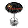 NHL Chrome Pub Table - Watermark - Ottawa Senators�