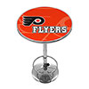 NHL Chrome Pub Table - Watermark - Philadelphia Flyers�
