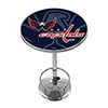 NHL Chrome Pub Table - Watermark - Washington Capitals�