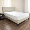 Remedy 10 inch Gel Top Memory Foam Mattress with Cover - King