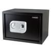 Electronic Safe with Fingerprint Lock for Business or Home ?Key or Biometric Entry Digital Wall or Floor Mount for Jewelry, Cash, and More by Stalwart