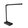 Lavish Home LED Contemporary Desk Lamp - Energy Saving- Black