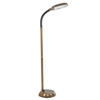 Natural Full Spectrum Sunlight Reading Floor Lamp by Lavish Home (Brass)