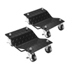 Car Dolly, Under Vehicle Tire Skates with Heavy Duty Roller Wheel Casters for Repair, Moving, Positioning Auto, Trucks, Boats by Pentagon (Set of 2)