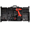 Cordless Drill Set-78 Piece Kit, 18-Volt Power Tool with Bits, Sockets, Drivers, Battery Charger, AC Adapter, Flashlight and Carrying Case by Stalwart
