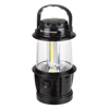 LED Lantern, Adjustable LED COB Outdoor Camping Lantern Flashlight With Dimmer Switch for Hiking, Camping and Emergency By Wakeman Outdoors (Black)