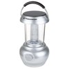 LED Lantern, Camping Lantern Flashlight With Adjustable Brightness And Dimmer Switch for Hiking, Camping and Emergency By Wakeman Outdoors (Silver)