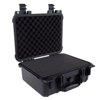 Gun and Camera Case - Waterproof Carrying Case with Foam for Pistols, Handguns, Knives, Electronics, Camera Gear, and Lens by Stalwart? 13.37 x 11.5in