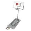 Mini Basketball Arcade Game, Desktop Basketball Shooting Game with Folding Spring-Loaded Basketball for Adults, Kids, Boys and Girls by Hey! Play!