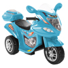 Ride on Car, 3 Wheel Trike Motorcycle for Kids, Battery Powered Ride-On Toy by Lil? Rider ? Ride on Toys for Boys and Girls, 3 - 6 Year Old ? Blue