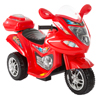 Ride on Car, 3 Wheel Trike Motorcycle for Kids, Battery Powered Ride-On Toy by Lil? Rider ? Ride on Toys for Boys and Girls, 3 - 6 Year Old ? Red