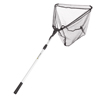 Fishing Net with Telescoping Handle- Collapsible and Adjustable Landing Net with Corrosion Resistant Handle and Carry Bag By Wakeman Outdoors (63?)