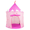 Kids Play Tent, Princess Castle- Pop Up Girls Playhouse Hut for Indoor/Outdoor, Pink Playroom Toy- Foldable with Carrying Bag by Hey! Play!