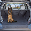 Cargo Liner Dog Seat Cover- Quilted Waterproof All Weather Non-Slip Pet Travel Mat with Side Coverage and Bumper Flap Protector for SUVs by PETMAKER