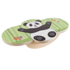 Balance Board for Kids- Wooden Balancing Toy for Developing Coordination and Balance with Fun Panda Design for Boys and Girls By Hey! Play!